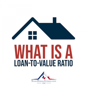 What is a loan-to-value-ratio for home equity loans infographic.